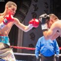 Top Prospect Irvin Gonzalez remains perfect,stops Israel Rojas in second round
