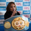 "La ex campeona mundial paja IBF, Nancy ""Chatita"" Franco, encabeza la primera cartelera del 2017 de RG Boxing en Guadalajara"