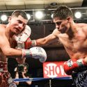 Danny Roman Shines on Showtime; Earns World Title Shot w/ 9th Round TKO of Adam Lopez