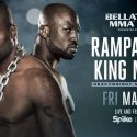Rampage and King Mo Run it Back on March 31