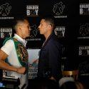 Francisco Vargas vs. Miguel Berchelt final press conference