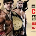 Brian Collette replaces Zack Mwekassa tonight at Glory 38 Chicago