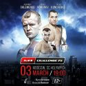 "American middleweight Paul Bradley Steps up to challenge ""Storm"" Alexander Shlemenko in main event"