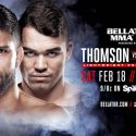 Josh Thomson-Patricky 'Pitbull' Added to Bellator 172 on Feb. 18 in San Jose