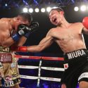 Miura derrotó a Mickey Roman en eliminatoria