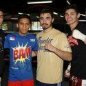 LA Fight Club February 3 Franco VS. Pasillas Los Angeles media workout