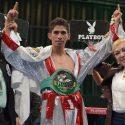 """Rey Vargas / """"Ha llegado el momento de escribir mi nombre en la historia del boxeo mundial"""""""