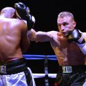 Rising super-welter star James Metcalf pens promotional deal with Frank Warren