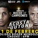 Puerto Rico / Al ring Danielito Zorrilla y Janiel Rivera por el 'Wonder Boy' José López