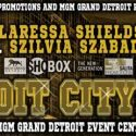 "Quadrupleheader announced for Salita Promotions' ""Detroit City Gold"" boxing event on Friday, March 1"
