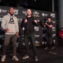 Video: UFC 208 – MEDIA DAY FACE OFF