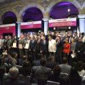 C.M.B. en campaña de prevención del Cancer en México