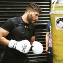 Undefeated Light-Heavyweight Prospect Ahmed Elbiali Back In The Gym After Year-Long Layoff