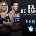 UFC 208 Holm vs de Randamie Prelims