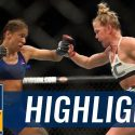 "Florian on why de Randamie was successful: ""Holly was telegraphing her shots"