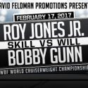 Kanat Islam looking to steal the show on Jones – Gunn Undercard