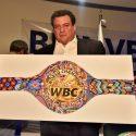 Canelo- Chavez Jr tendrá titulo conmemorativo del CMB