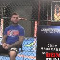 Video: Cody Garbrandt: TJ is the fakest person I've met