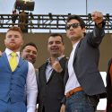 Canelo Alvarez: I fight for pride to represent my country