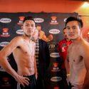 Pesaje Oficial: Miguel Flores 128 vs. Dat Nguyen 129.25