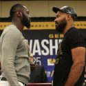 Deontay Wilder: Saturday night is going to be an electric fight
