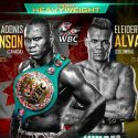 Status de la división semicompleto WBC: Eleider Álvarez retador obligatorio para Adonis Stevenson