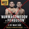 Nurmagomedov-Ferguson Fight Cancelled