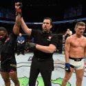 UFC 209: Woodley retiene título en apretada decisión