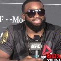 Video: Tyron Woodley talks Stephen 'WonderBoy' Thompson win at UFC 209