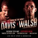 """""""I'll whip your brother's ass"""" – Gervonta Davis taunts Ryan Walsh ahead of May 20"""