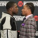 Andre Berto & Shawn Porter Meet in Welterweight World Title Eliminator On Saturday, April 22