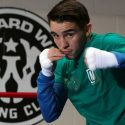 Michael Conlan: The nation's pride rests on my shoulders