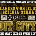 Claressa Shields knocks out Szilvia Szabados