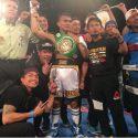 "Romero Duno gets upset knockout win over Christian ""Chimpa"" Gonzalez"