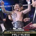 MMA: Nazareno Malegarie hizo historia en Japón y es campeón de Pancrase