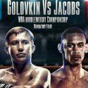 Golovkin vs Jacobs / Datos de ambos púgiles sobre su desempeño en el ring