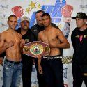 Sammy Valentin 145.8 libras vs. Jesús 'Carambolas' Alvarez 145.6.