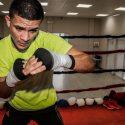 'Chiquiro' entrena con intensidad para chocar ante Robles el sábado 1 de abril en Ponce