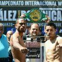 Pesaje Oficial: Jhonny González 129 vs. Francisco Contreras 128.7