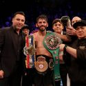 Jorge Linares regresa a Estados Unidos para defender sus cintos contra Luke Campbell