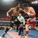 Páez noquea a Sandoval en explosiva pelea