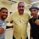 'Juanma' López y Albert Rivera impactaron el Residencial 'Luis Llorens Torres'