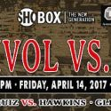 Samuel Clarkson in 'the shape of his life' for title challenge against Dmitry Bivol april 14 live on Showtime® from MGM National Harbor in Maryland