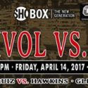 Glenn Dezurn to take on Leroy Davila in battle of undefeated super bantamweights in ShoBox opener on Friday, April 14