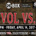 Glenn Dezurn to take on Leroy Davila in battle of undefeated super bantamweights in ShoBox opener on Friday, April 14