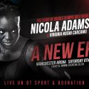 Nicola Adams Obe faces Virginia Noemi Carcamo on professional debut