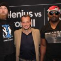 Unfinished Business: Helenius and Chisora ready to renew rivalry
