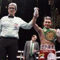 """""""Rocky"""" Hernández: quiero agradecerles su apoyo con un nocaut."""