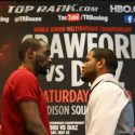 World Championship Boxing returns Saturday night from Madison Square Garden with Crawford vs. Diaz