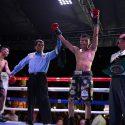 Cristofer Rosales a pelea eliminatoria en el Reino Unido